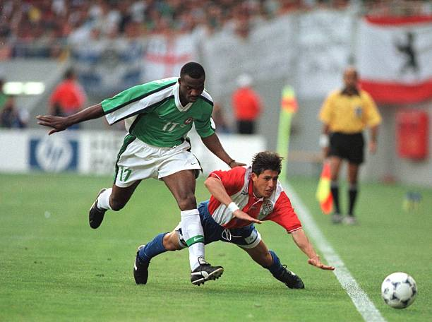 'No one slept with women in France '98,' Garba Lawal refutes Taribo's claim