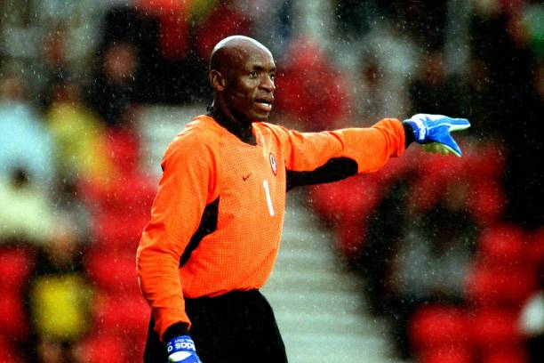 Shorunmu says goalkeeping selection is the toughest decision to make on matchday