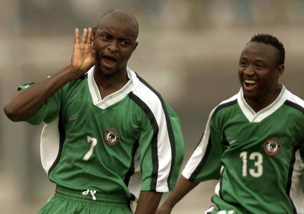 Former Ajax legend Finidi slams Super Eagles handlers