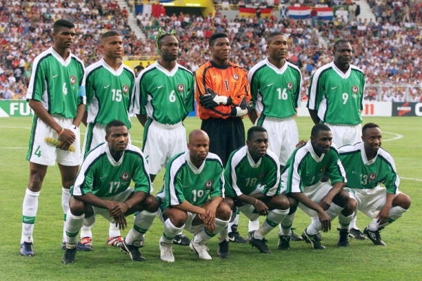 The Destroyer, Emeka Ezeugo Talks about USA '94, blames Westerhof and Oliseh for Eagles loss to Italy