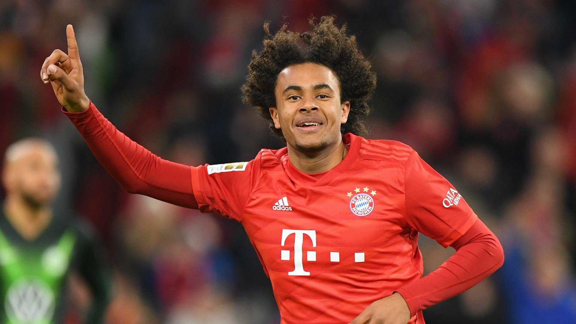 Bayern's Joshua Zirkzee back on Eintracht Frankfurt radar