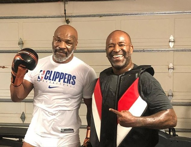 Hollyfield open to Mike Tyson's trilogy