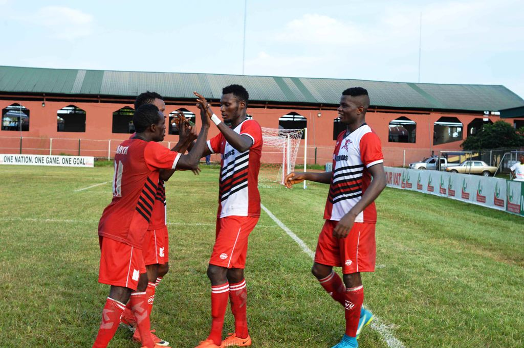Abia Warriors and Plateau United match ends in Stalemate