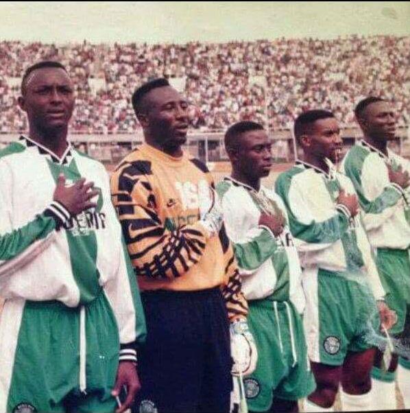 Boboye regrets missing out on Atlanta 96 Olympics winning Squad
