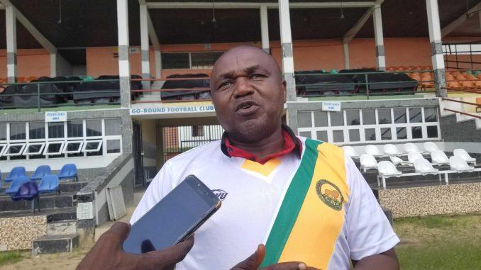 Abia warriors coach Ndube anxious of league return