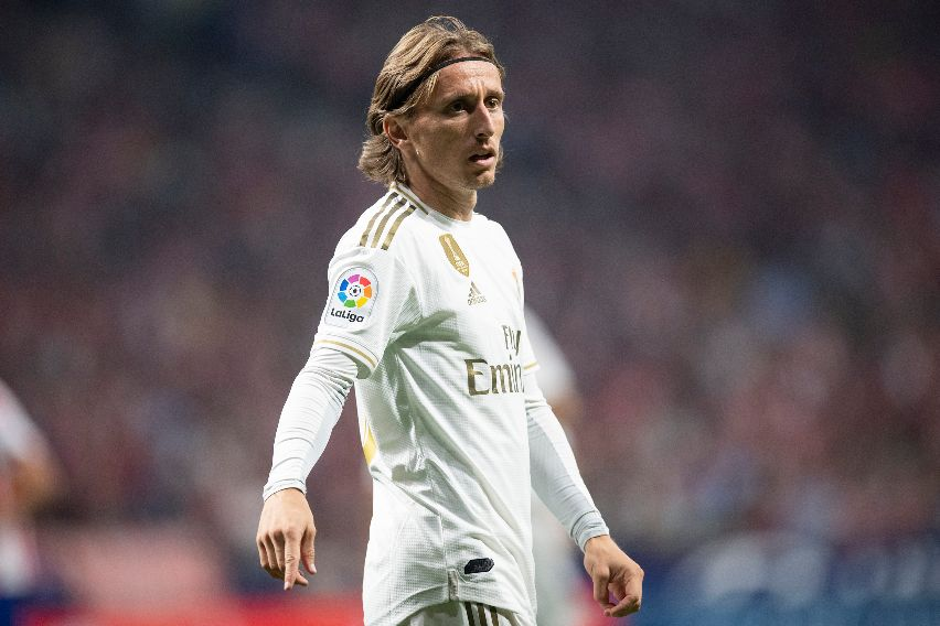 Five things you might not know about Luka Modrić