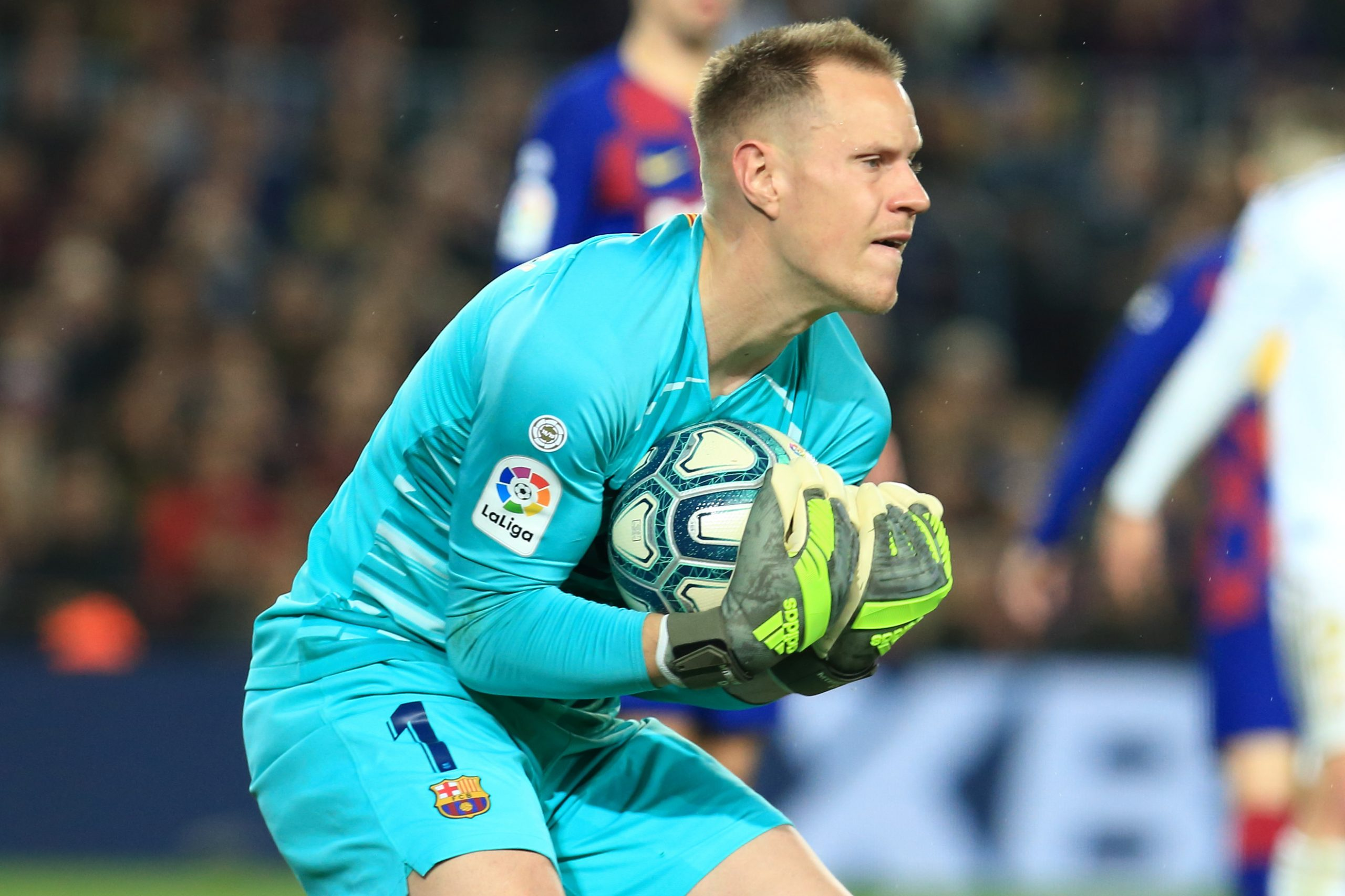 Five things you might not know about Marc-André ter Stegen