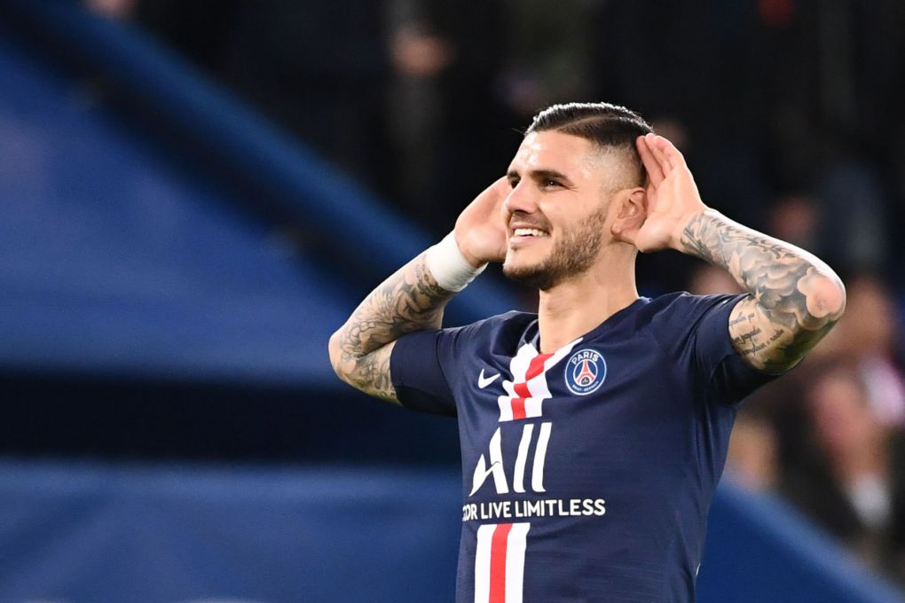 Icardi completes permanent move from Inter to PSG