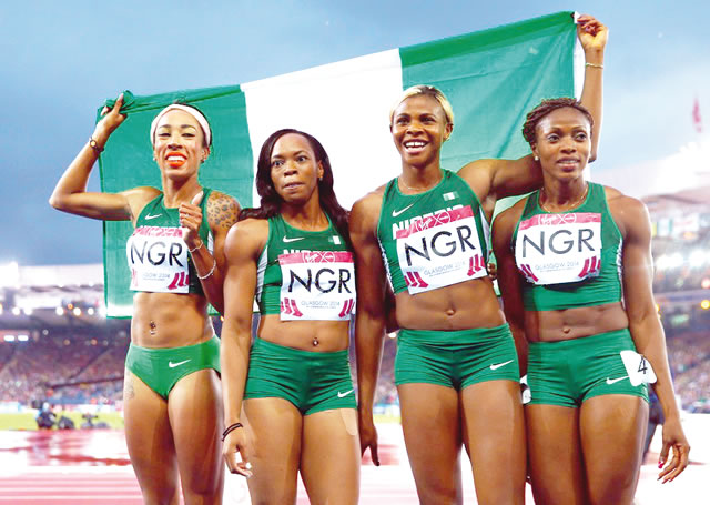 Ogunkoya advocates support for athletes