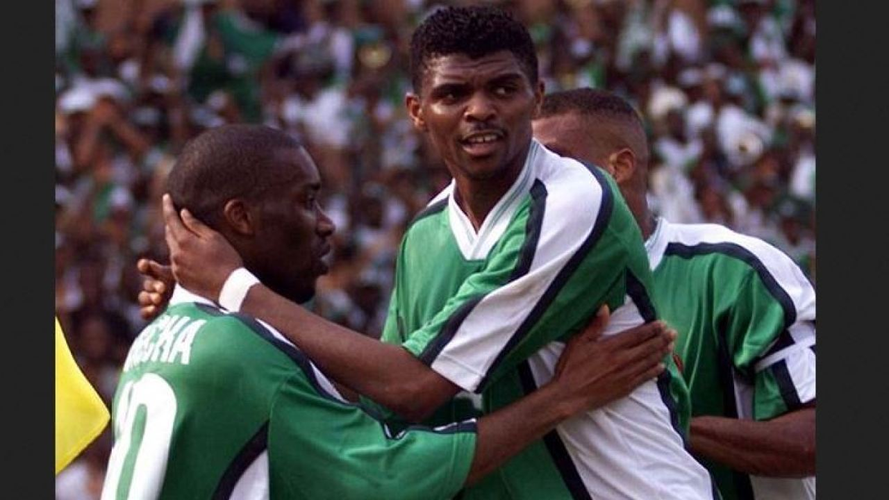 Leon Balogun rates former Bolton skipper Okocha over Arsenal legend Kanu