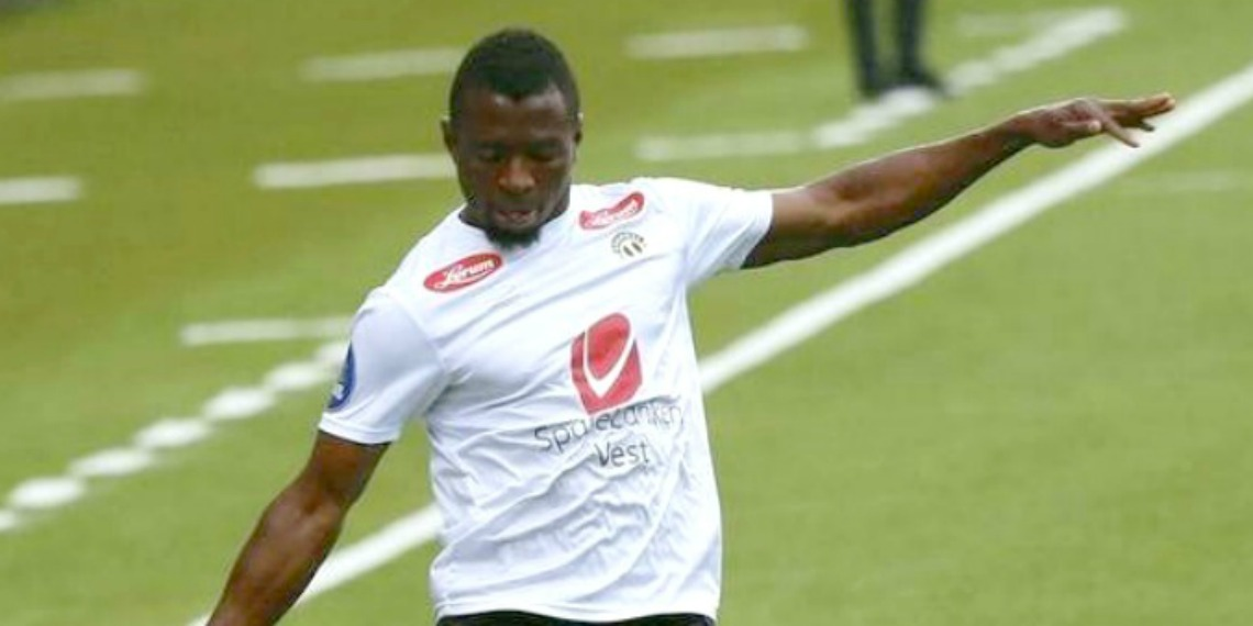 Akeem Latifu targets another Super Eagles chance