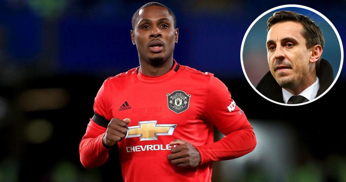 Friday Ekpo slams Neville over Ighalo comments