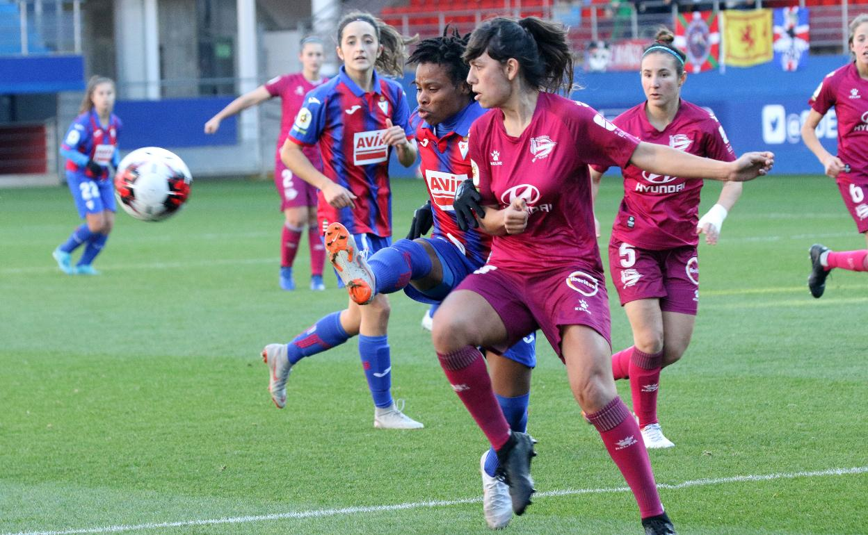 Charity Adule's SD Eibar gains promotion to Spainish Iberdrola