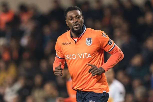 Adebayor denies controversial comments about Salah and Mane