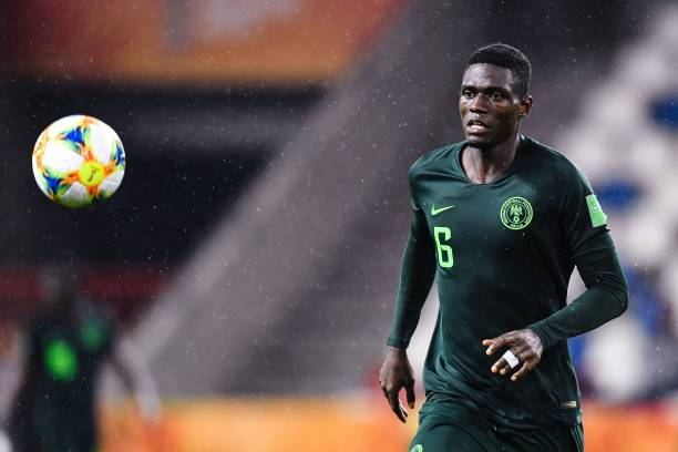 Rohr single out Valentine Ozornwafor  for special praises