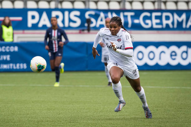 Desire Oparanozie dumps French club after six years