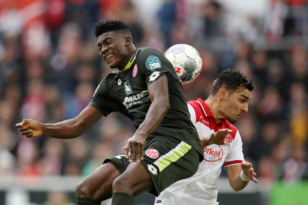 Mainz 05 wants new deal for Awoniyi