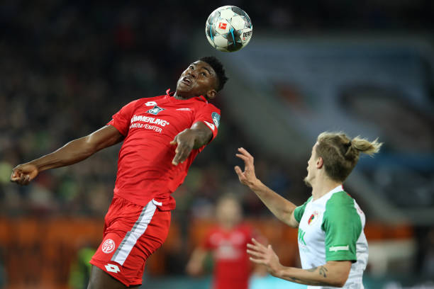 """Come back stronger Taiwo"", Mainz sends quick recovery message to Awoniyi"