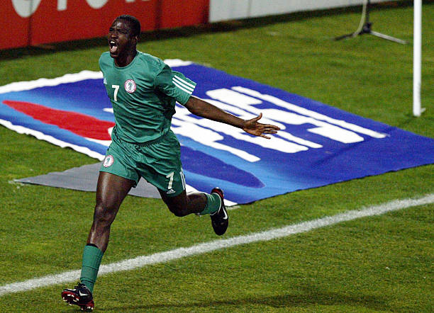 Utaka says No Super Eagles Player can be tagged 'Greatest of all time'