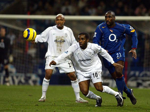 Okocha is the most talented African footballer ever – El-Hadji Diouf