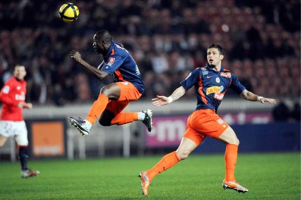 I sacrificed my position for Olivier Giroud at Montpellier – Utaka