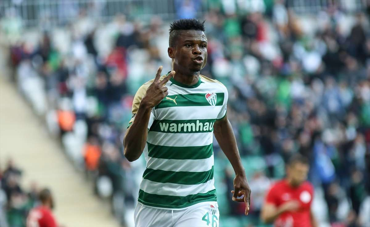 I was not short of offers despite missing the World cup – Mikel Agu