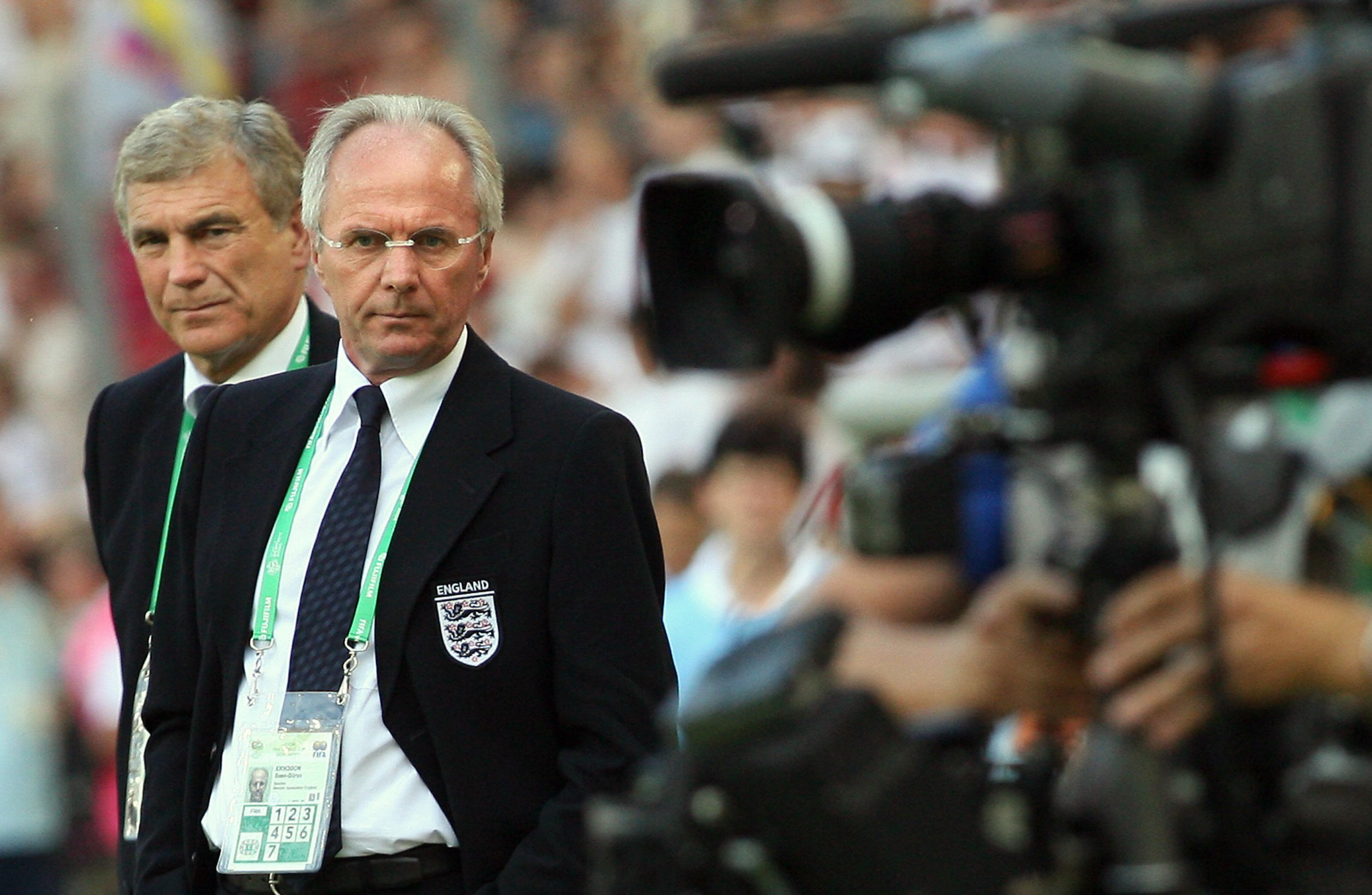 Why I turned down opportunity to coach Super Eagles – Sven-Göran Eriksson