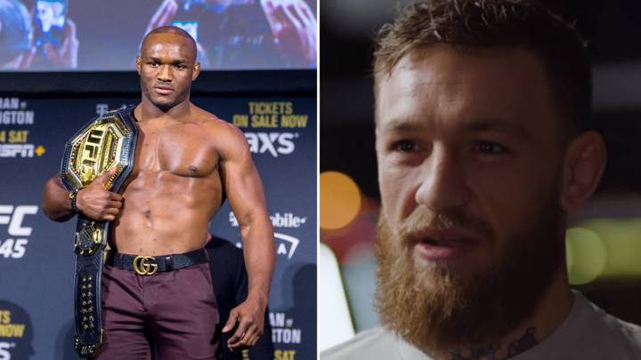 """""""I really don't understand why you all want this man dead"""", Kamaru Usman shades McGregor"""