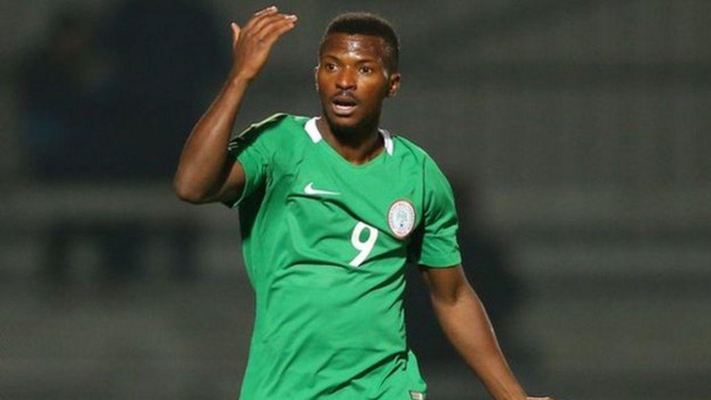I deserve a place in the Super Eagles squad – Kayode Olarenwaju