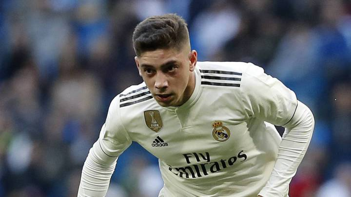 Rising star Fede Valverde already soaring in LaLiga with Real Madrid