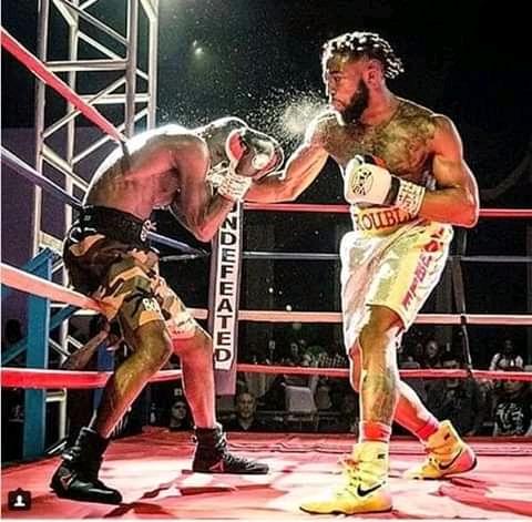 Nigerian-born boxer Igbokwe ready to fight Canelo Alvarez