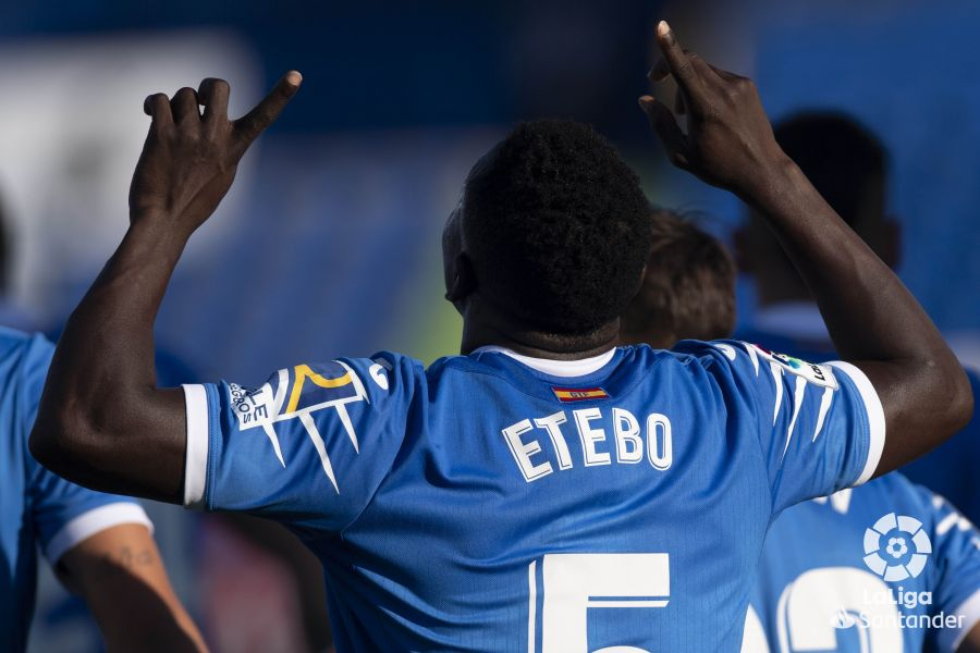 Etebo's first La Liga goal not enough to end Getafe winless run