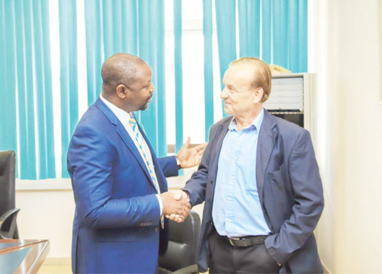 Sports Ministry beef up Gernot Rohr's backroom staff