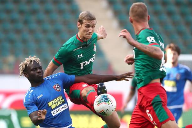 Muyiwa Olabiran finally make Dynamo Kiev debut after six months