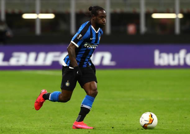 Victor Moses' Inter secure nervy win over Sampdoria