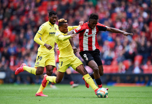 Europa league ticket is our target – Chukwueze