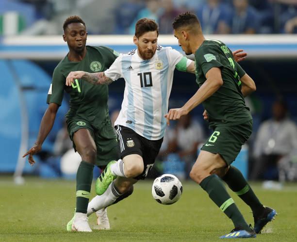 Leon Balogun reveals proud moment in Super Eagles shirt