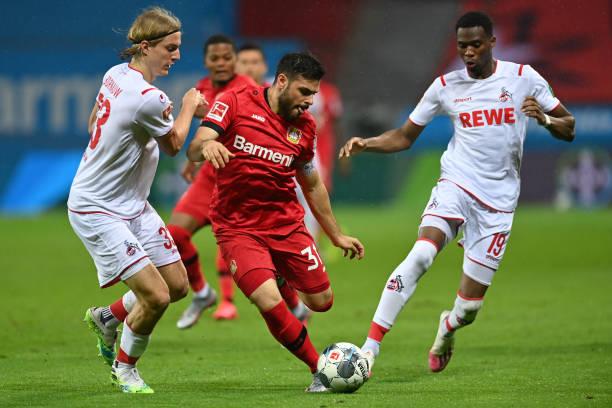 Ehizibue, Lookman suffer set back with Koln and Leipzig respectively