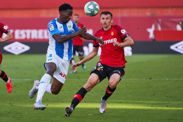 Awaziem, Omeruo feature as Leganes shares the spoils with Mallorca