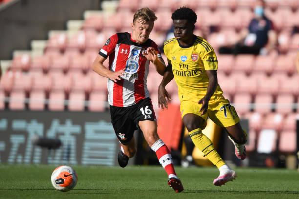 Bukayo Saka's Arsenal future in his hands – Arteta