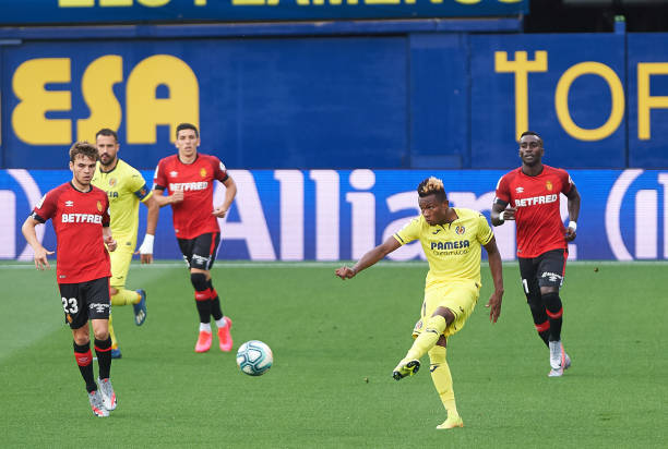 Chukwueze bags another assist for Villarreal in La Liga