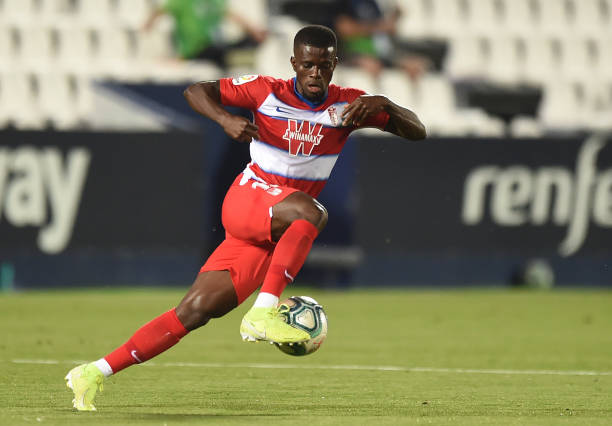 See impressive stats of Ramon Azeez and Kenneth Omeruo as Leganes vs Granada ended goalless