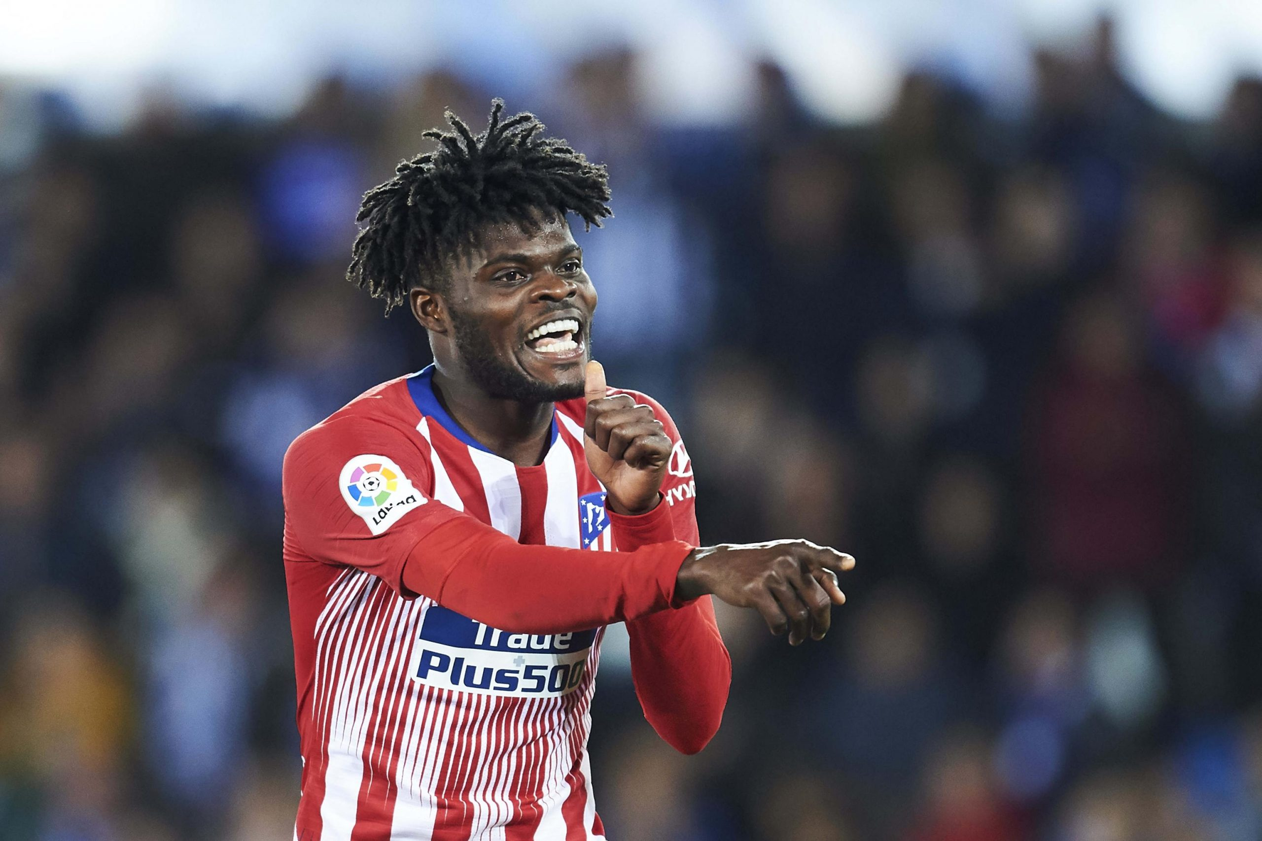 Five things you might not know about Thomas Partey