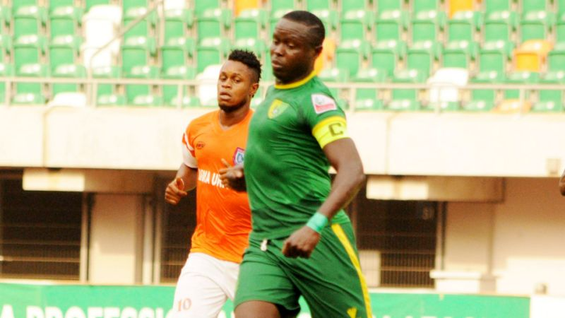 Golbe says inactivity has affected Nigerian league players