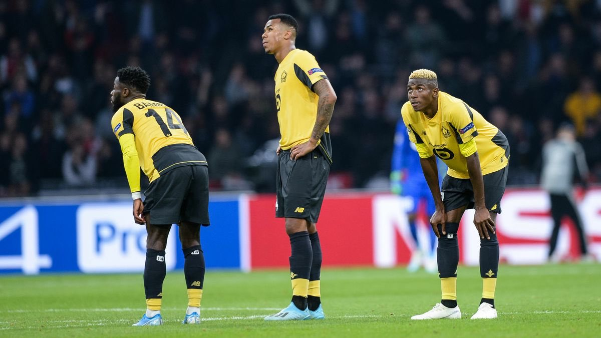 Osimhen, Gabriel to Napoli – Lille set to make €150m to €160m