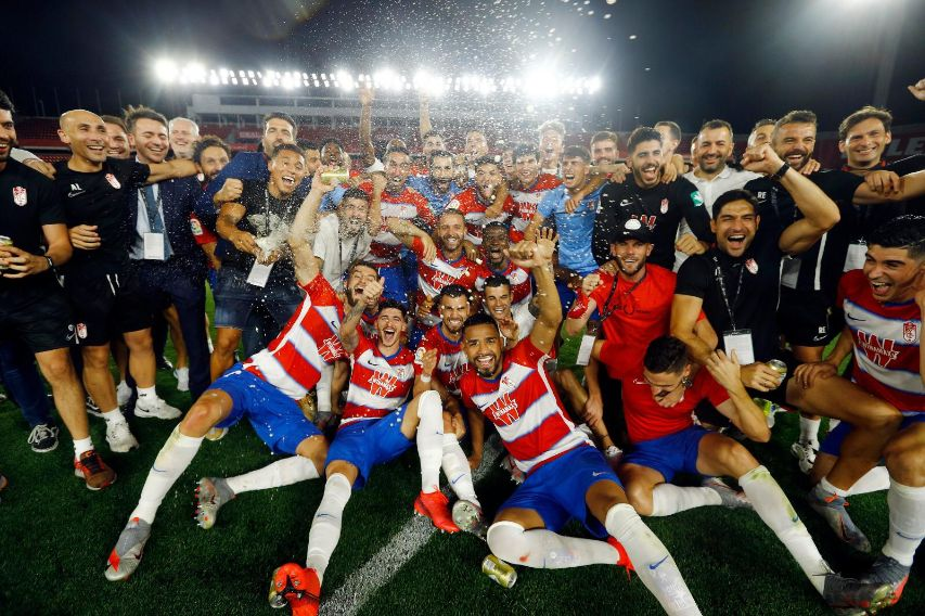 The keys to Granada CF's success