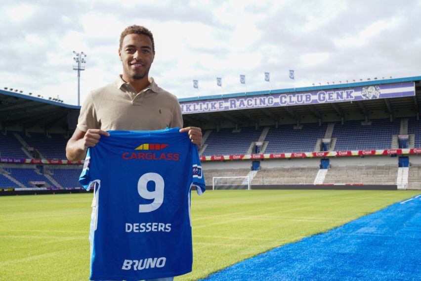 Dessers happy to sign for his boyhood club, KRC Gent