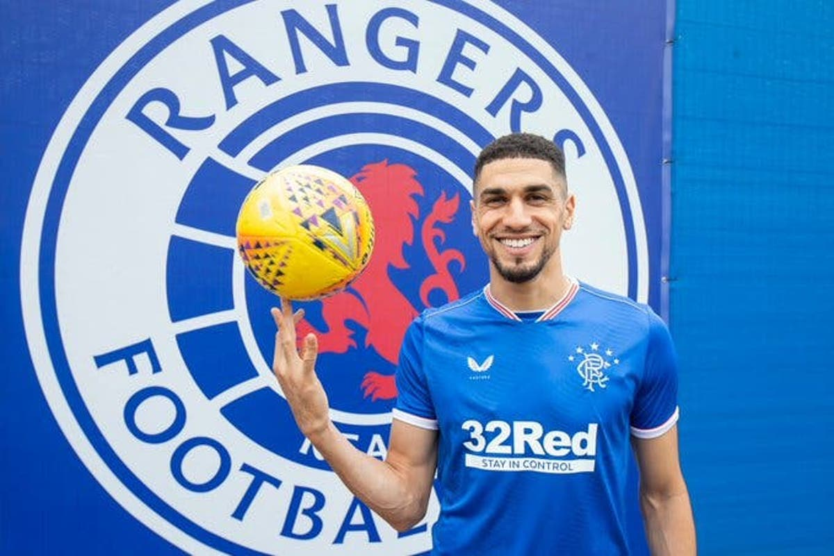 Steven Gerrard delighted to sign Balogun for Glasgow Rangers