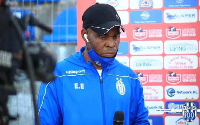 Egbo's Albanian league triumph is one for Nigerian coaches – Mohammed