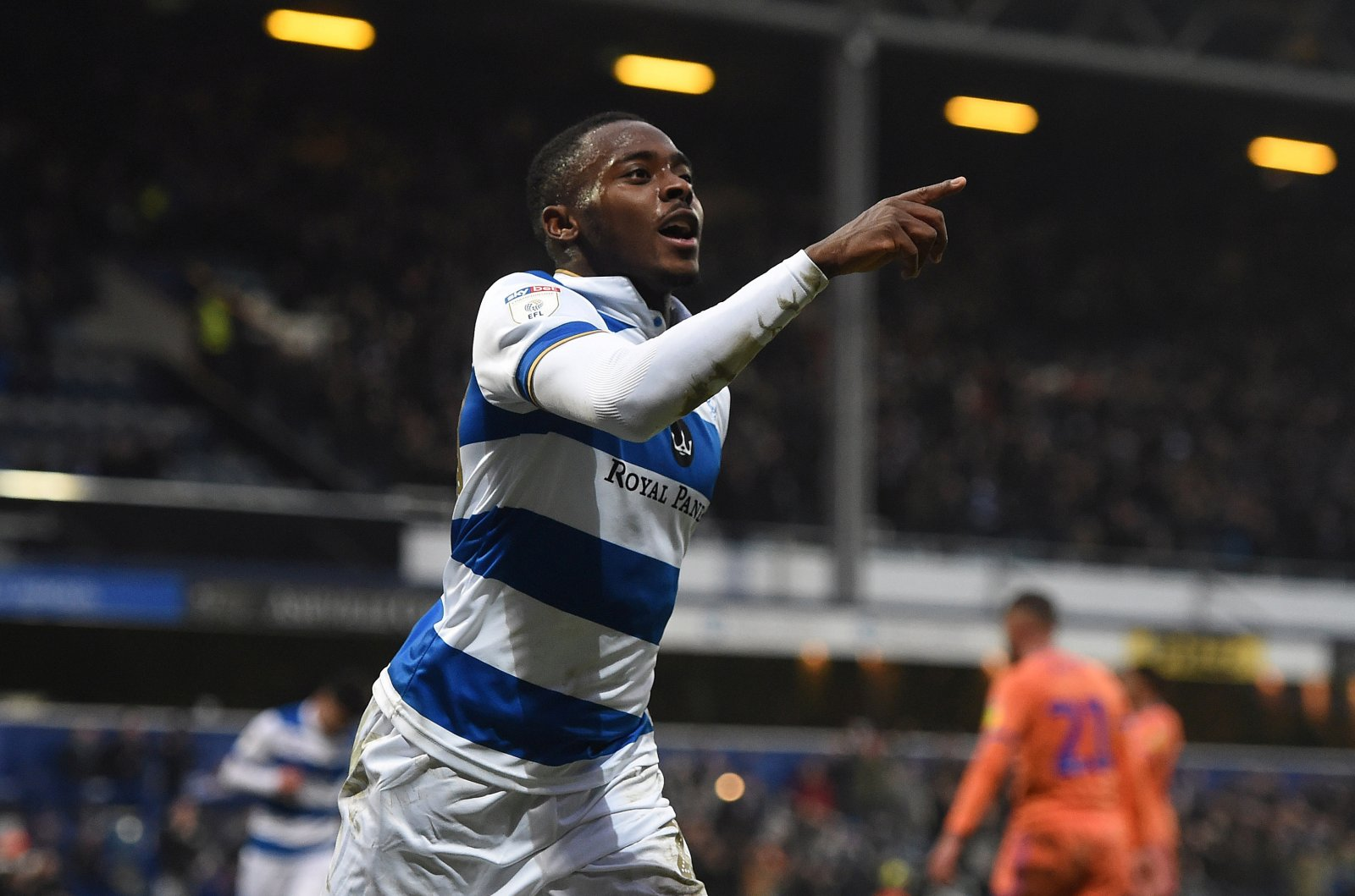 Bright Osayi-Samuel ready to join Club Brugge from QPR